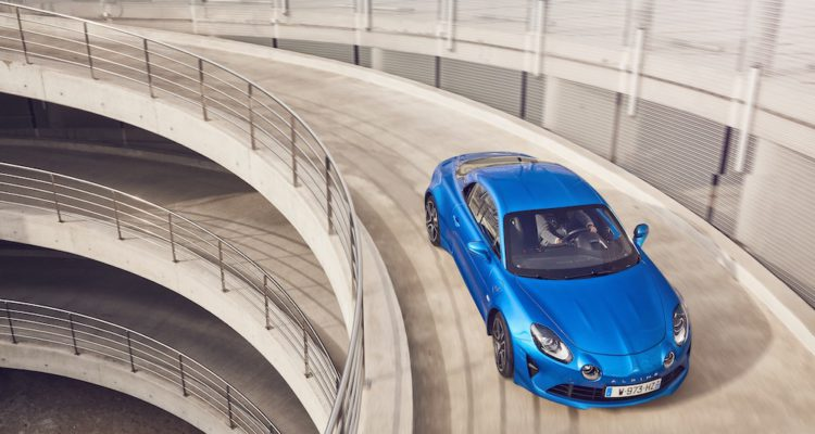 Alpine Vision Concept – As Good As The Alpine A110?