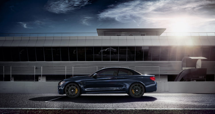More Power, More Poise: BMW Launches M4 Competition Pack